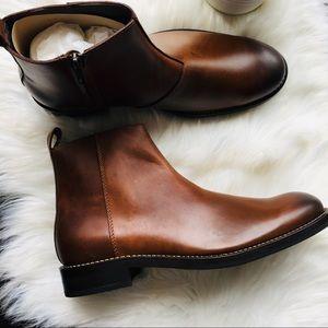 WOLVERINE Heritage 1,000 Mile Montague Zip Boots